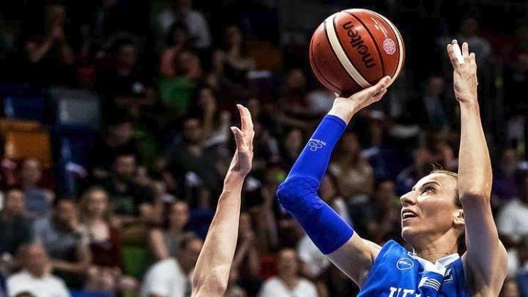 Ονειρεμένη εμφάνιση της Εθνικής στο Ευρωμπάσκετ Γυναικών