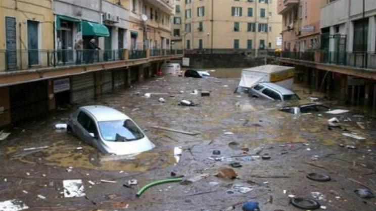 Ιταλία: Δύο νεκροί και δύο αγνοούμενοι από σαρωτικές πλημμύρες