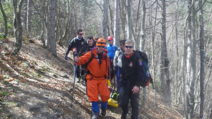 Όλυμπος: Επικίνδυνο βουνό ακόμη και για όσους συνήθισαν στις Άλπεις…