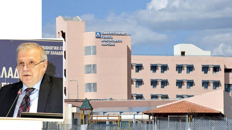 24ωρη κάλυψη του εμφράγματος στο Πανεπιστημιακό Νοσοκομείο