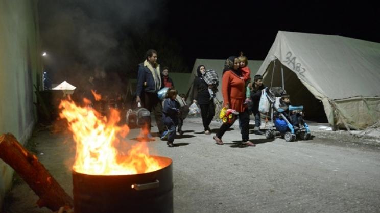 Στη Λάρισα 200 προσφυγόπουλα