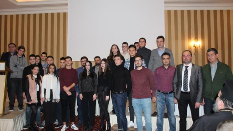 Βραβεύθηκαν νέοι φοιτητές και αστυνομικοί