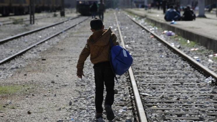 Πάνω από 2.600 ασυνόδευτα παιδιά ζήτησαν άσυλο στην Ελλάδα