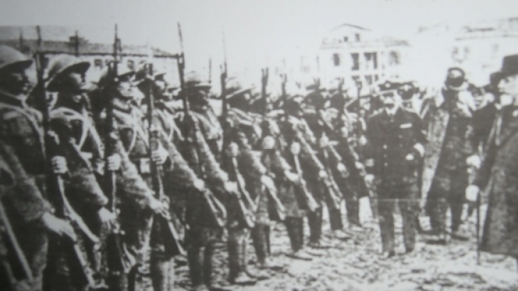 Ο εθνικός διχασμός 1915 – 1918