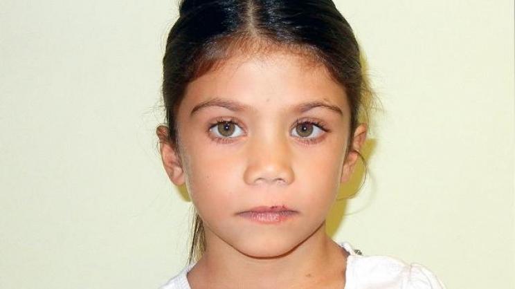 Αυτή είναι η 6χρονη Νικολέτα (φωτ)